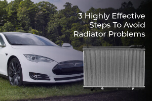 avoid radiator problems