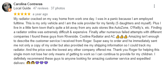 What Our Customer say